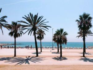 Strand Spanien Urlaub