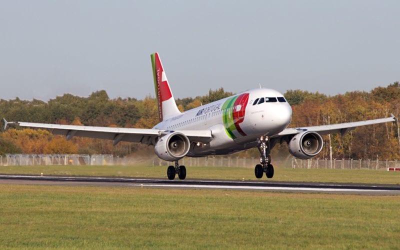 TAP Portugal Airbus A320 800x500