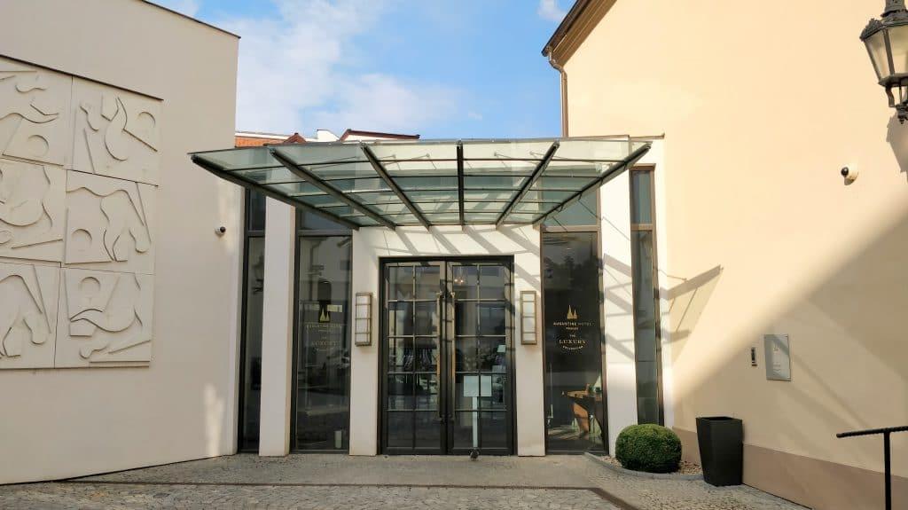 The Augustine Prag Eingang 2