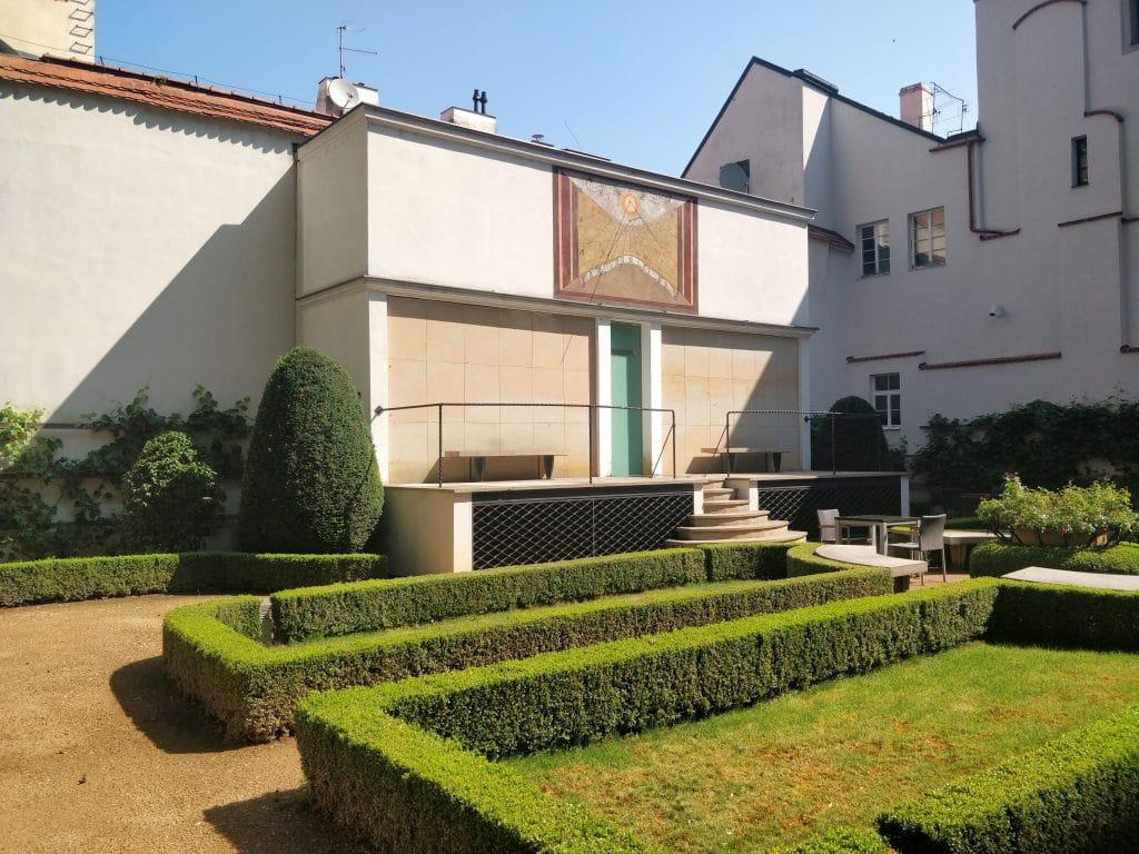 The Augustine Prag Innenhof 2