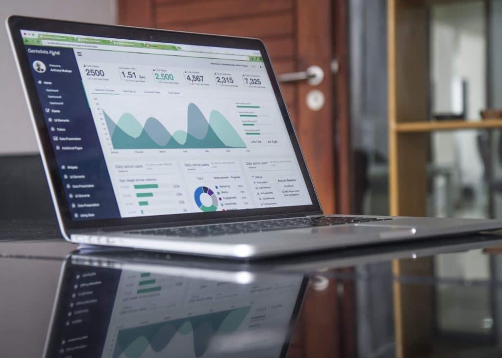 Online Geschäftskonto moderne Finanztechnologie