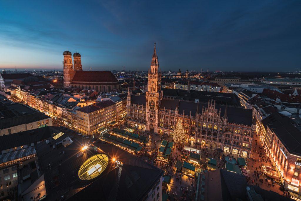 Munich centre-ville