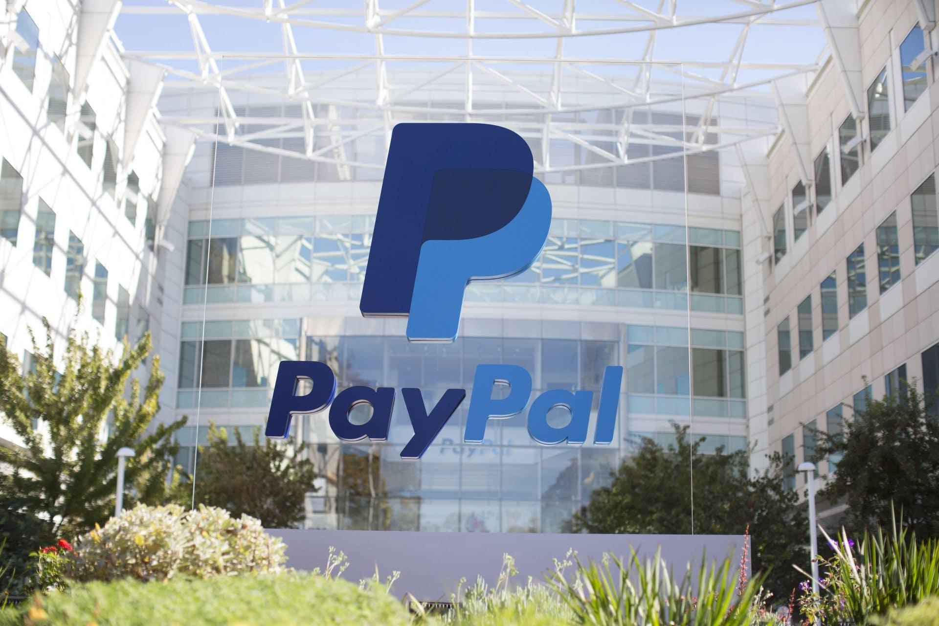 Paypal Geschäftskonto