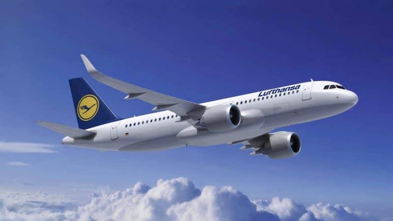 A320neo Lufthansa Formartiert