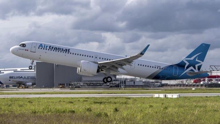 Air Transat A321