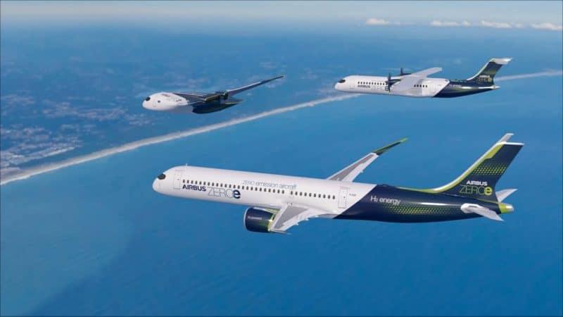 Airbus Zero Emission Patrol Flight Images 02