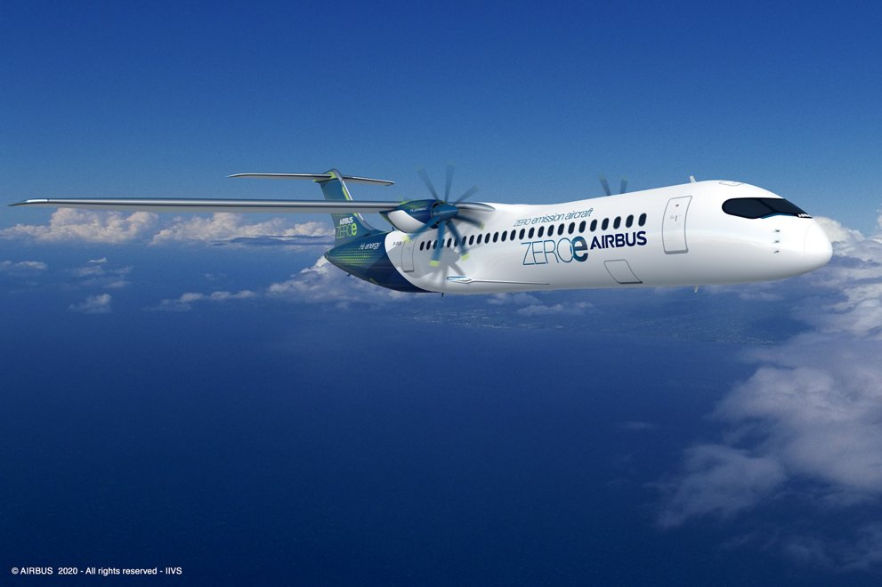AirbusZEROe Turboprop Concept (1)