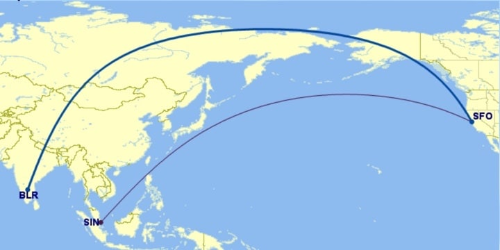 United Airlines Ultra Long Haul Routes