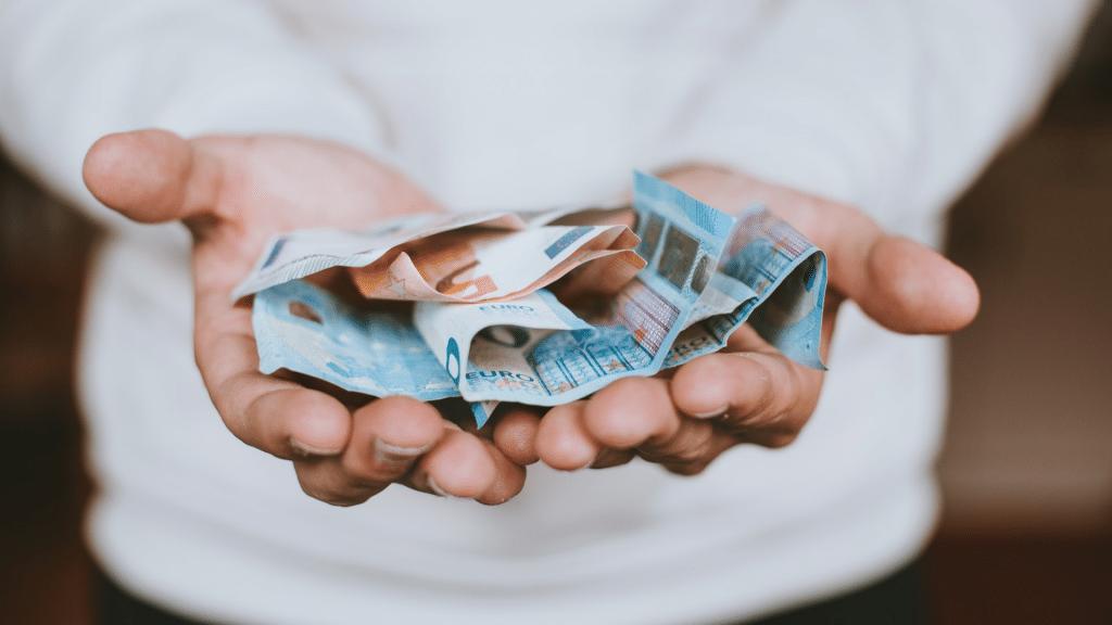Bargeldumgang Kreditkarte ohne Schufa