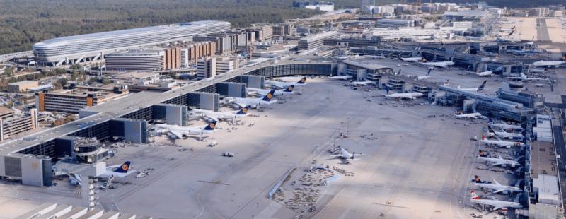 Frankfurt Flughafen Fraport