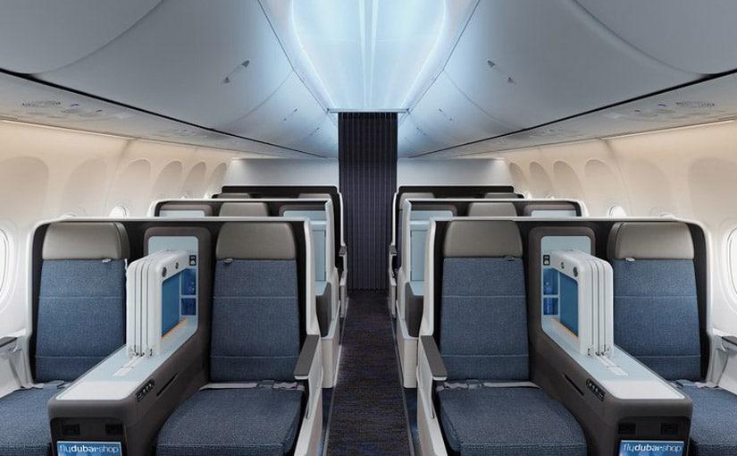 Thompson Aero Lie Flat Seat