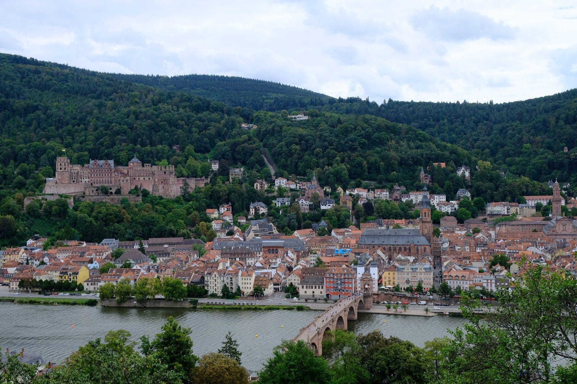 Heidelberg Philosophenweg