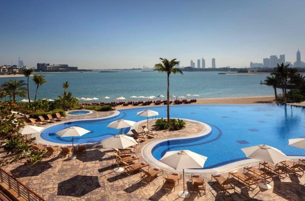 Hotel Andaz Dubai The Palm