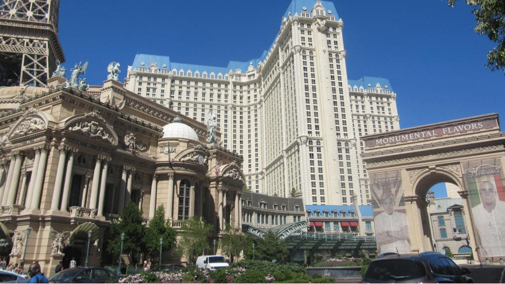 Hotel Paris In Vegas