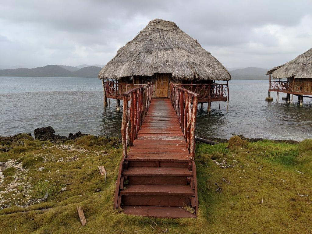 Ukupseni, Panama