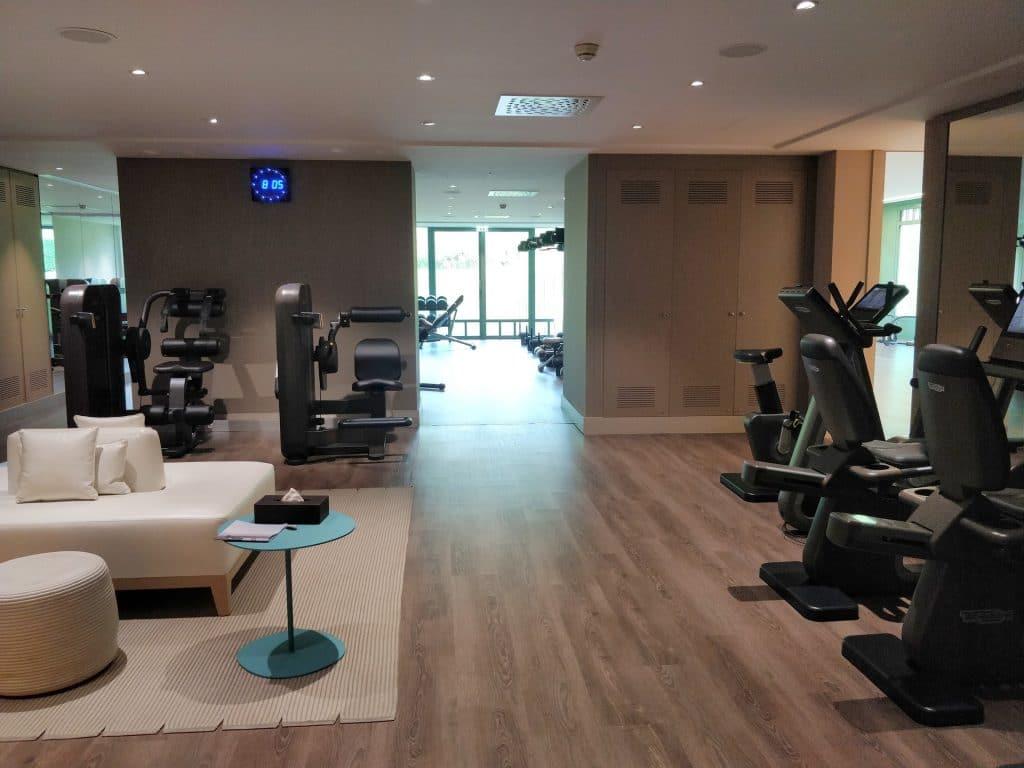 La Réserve Genève Fitness 6