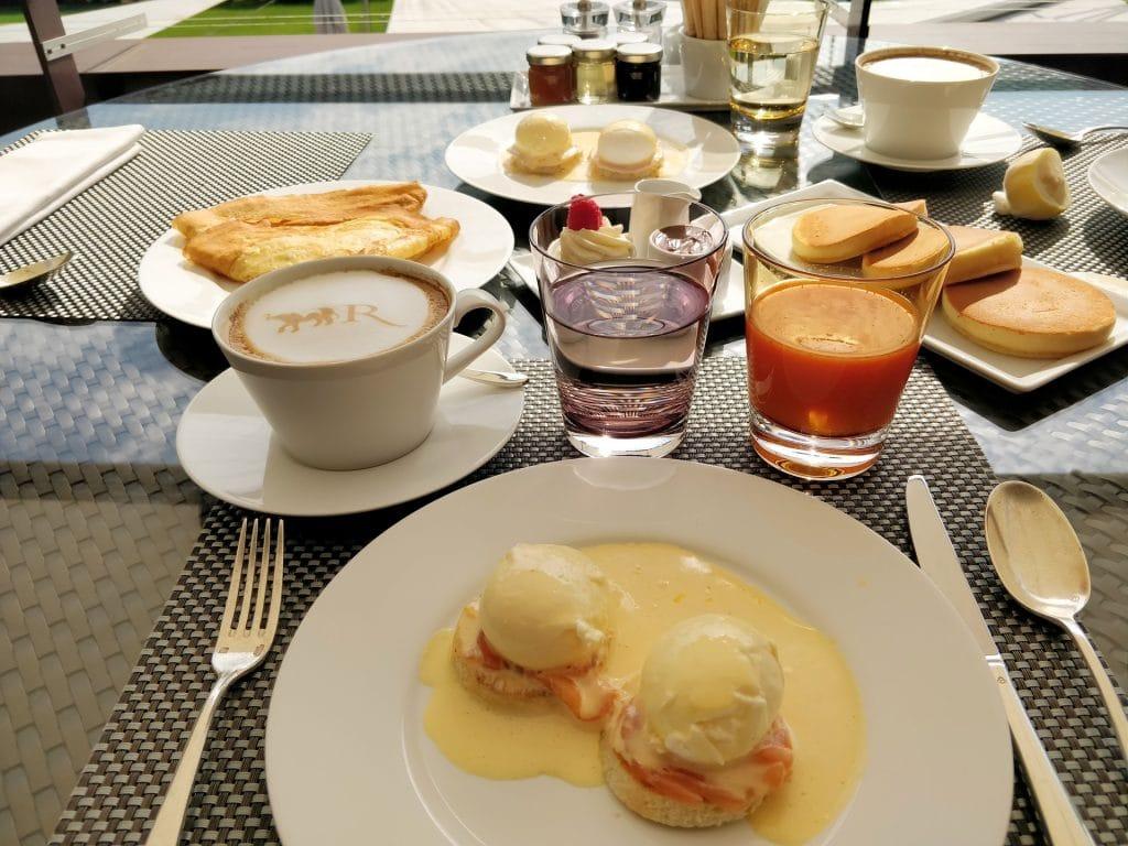 La Réserve Genève Frühstück 4