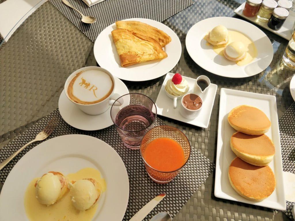 La Réserve Genève Frühstück 6