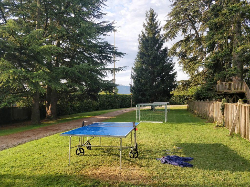 La Réserve Genève Tischtennis