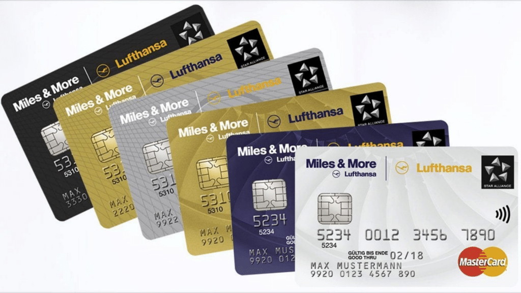 Miles & More Karte