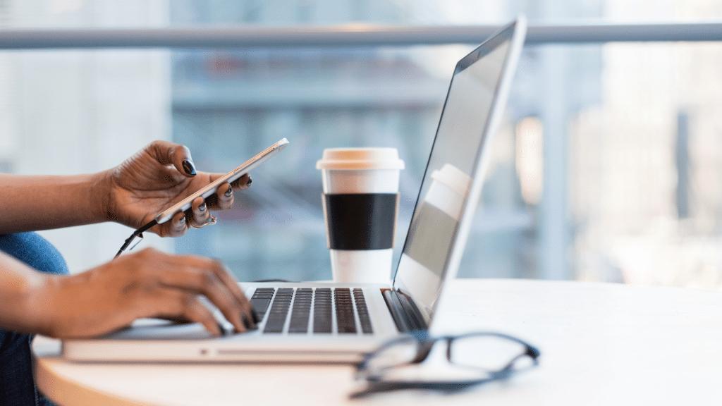 Startup online Geschäftskonto