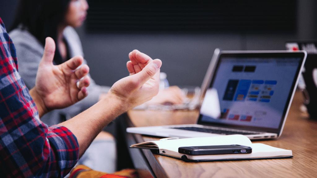 Beratung bei online Geschäftskonten