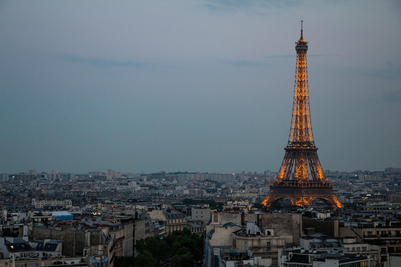 Risikogebiet Paris