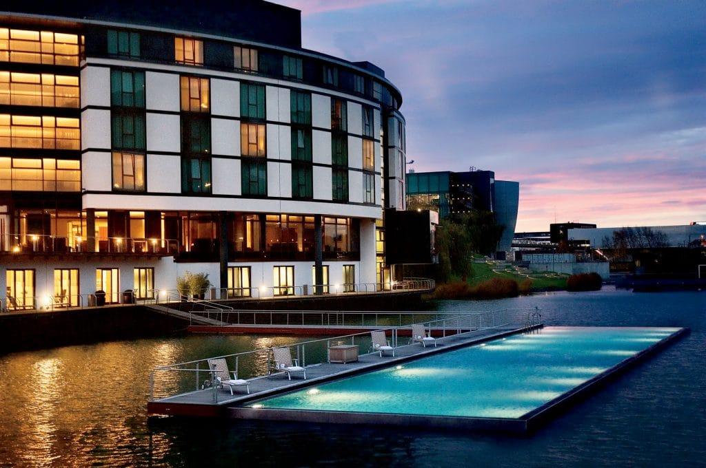 Ritz Carlton Wolfsburg piscine