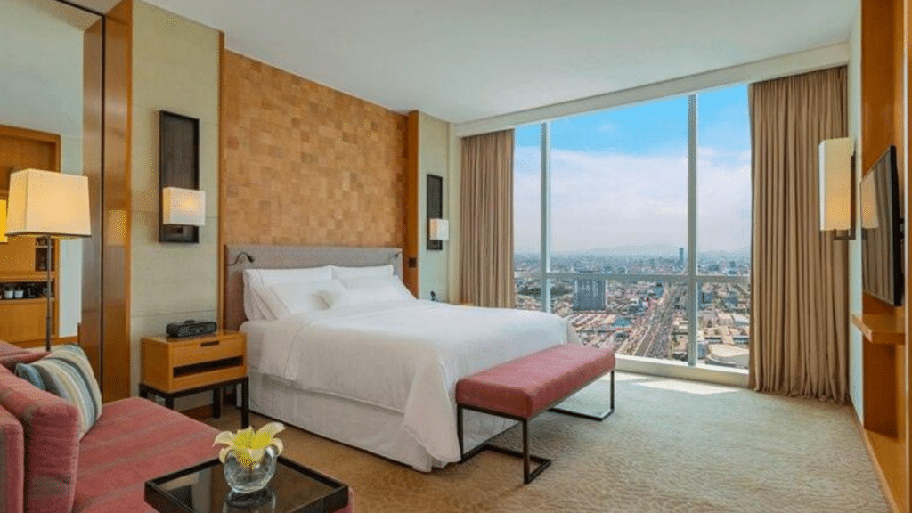 The Westin Lima Zimmer Suite