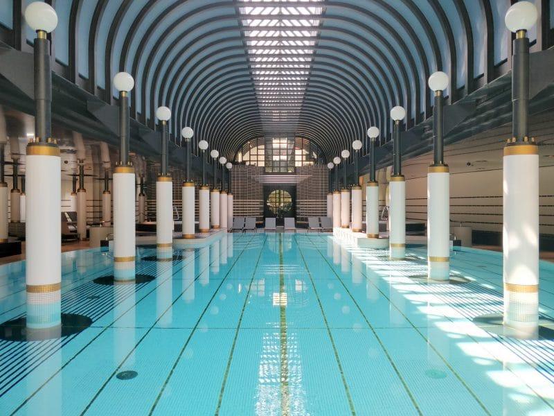 Victoria Jungfrau Grand Hotel Interlaken Pool 18