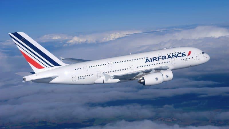 Air France Press Image