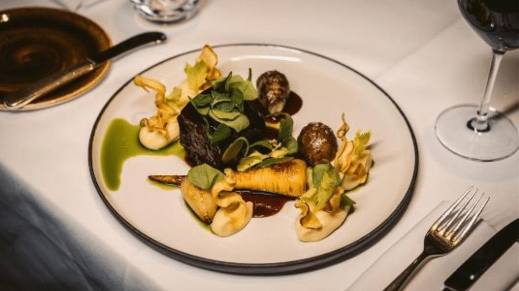 Gradn Hyatt Essen Dinner