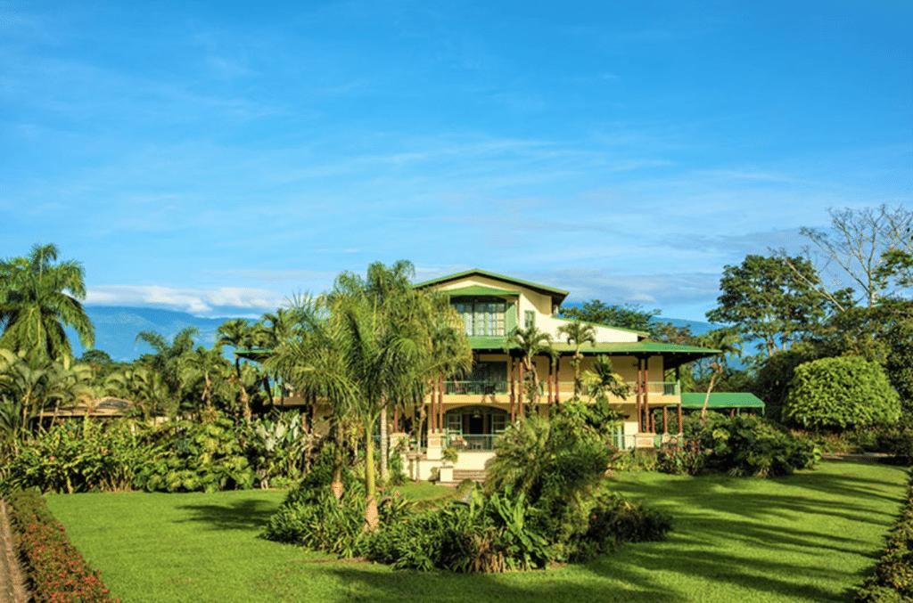 Hotel Casa Turire Costa Rica Ansicht Hotel