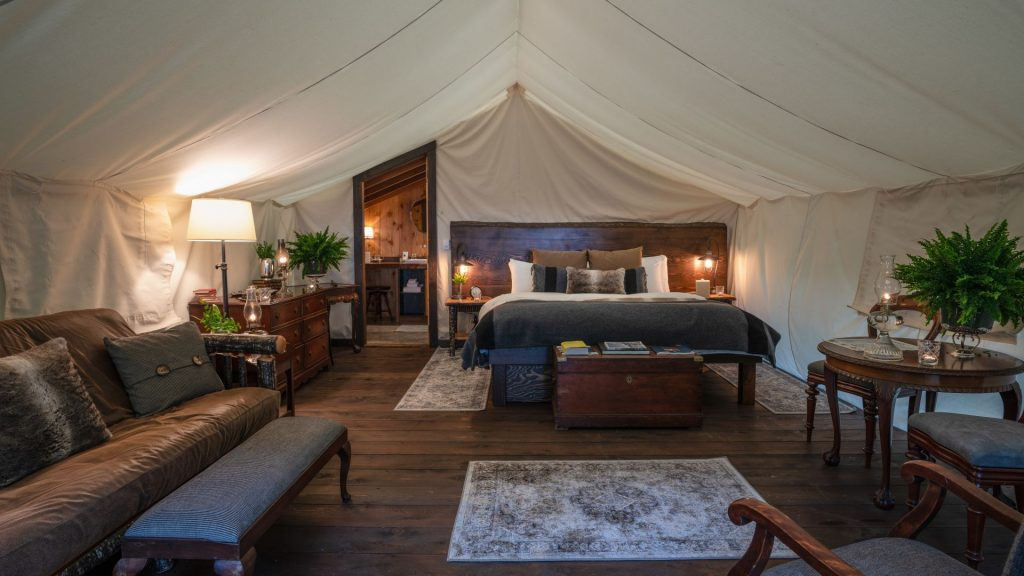 Hotel Clayoquot Vancouver Zimmer