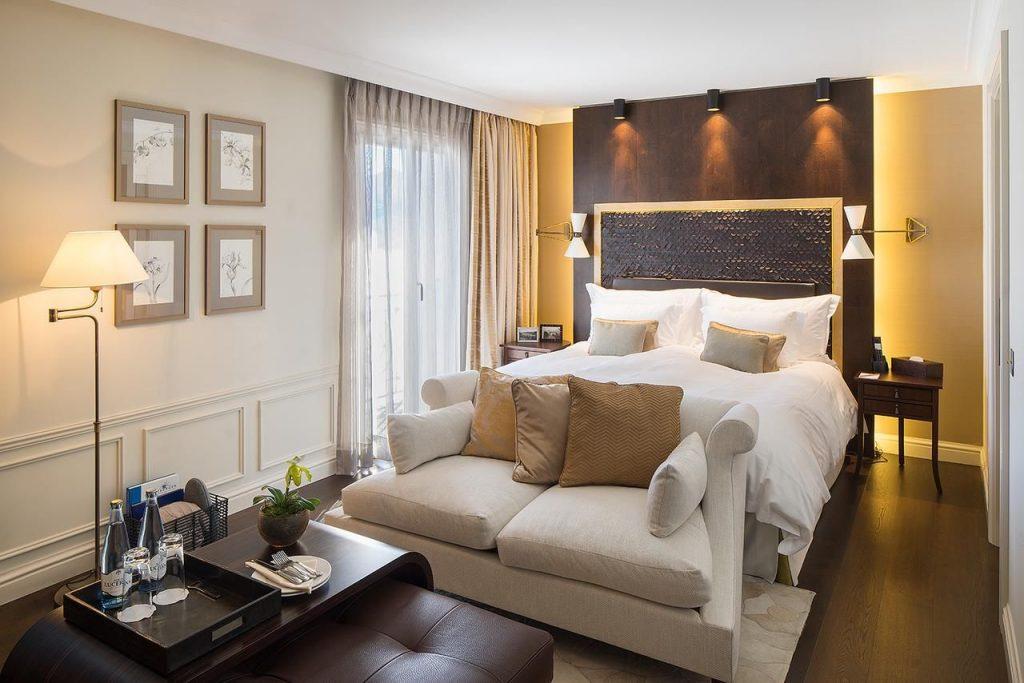 Hotel Villa Honegg Zimmer