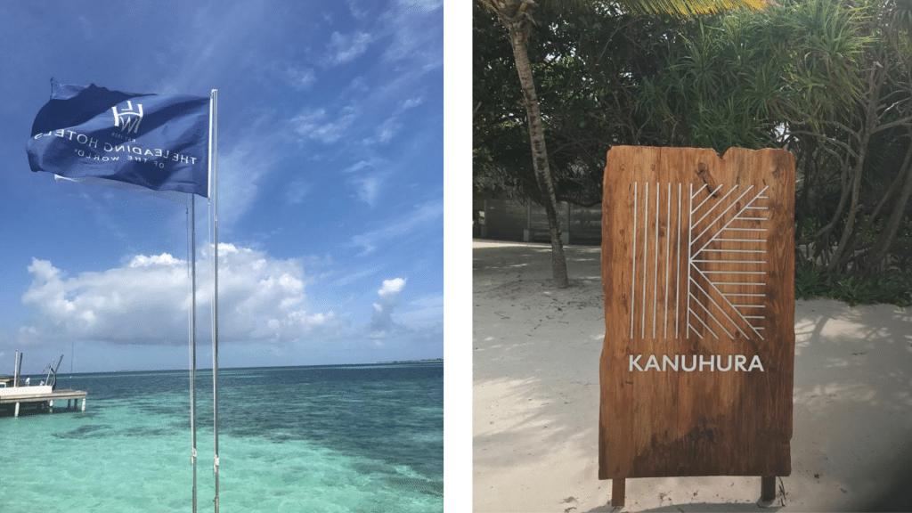 Kanuhura Malediven Welcome