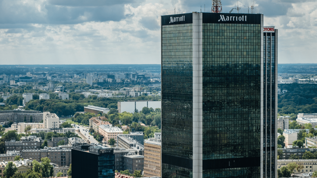 Marriott Hotel Foto