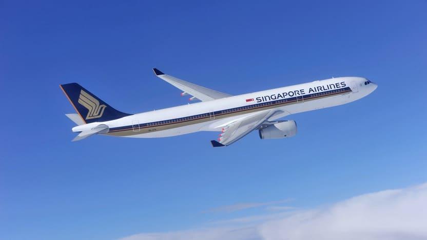 Singapore Airlines Airbus