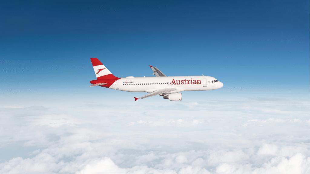 Austrian Airlines 1 2
