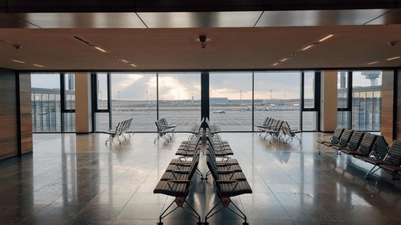 BER Hauptstadtflughafen