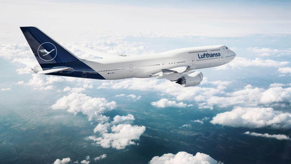 Boeing 747 8