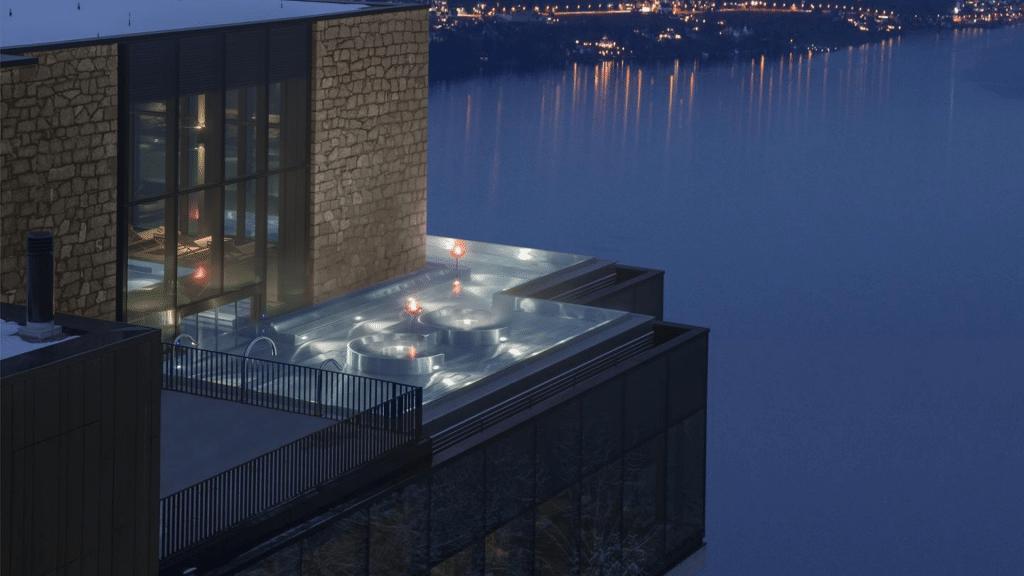Wellnesshotel Bürgenstock Resort Schweiz