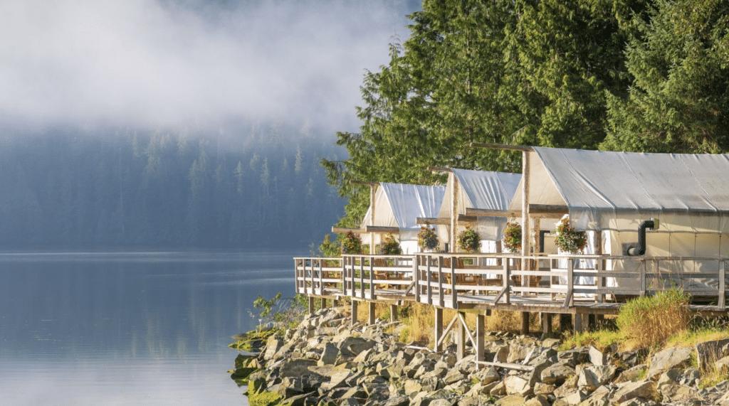 Clayoquot Wilderness Resort Kanada 03