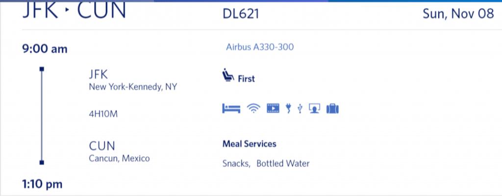 Delta Flüge