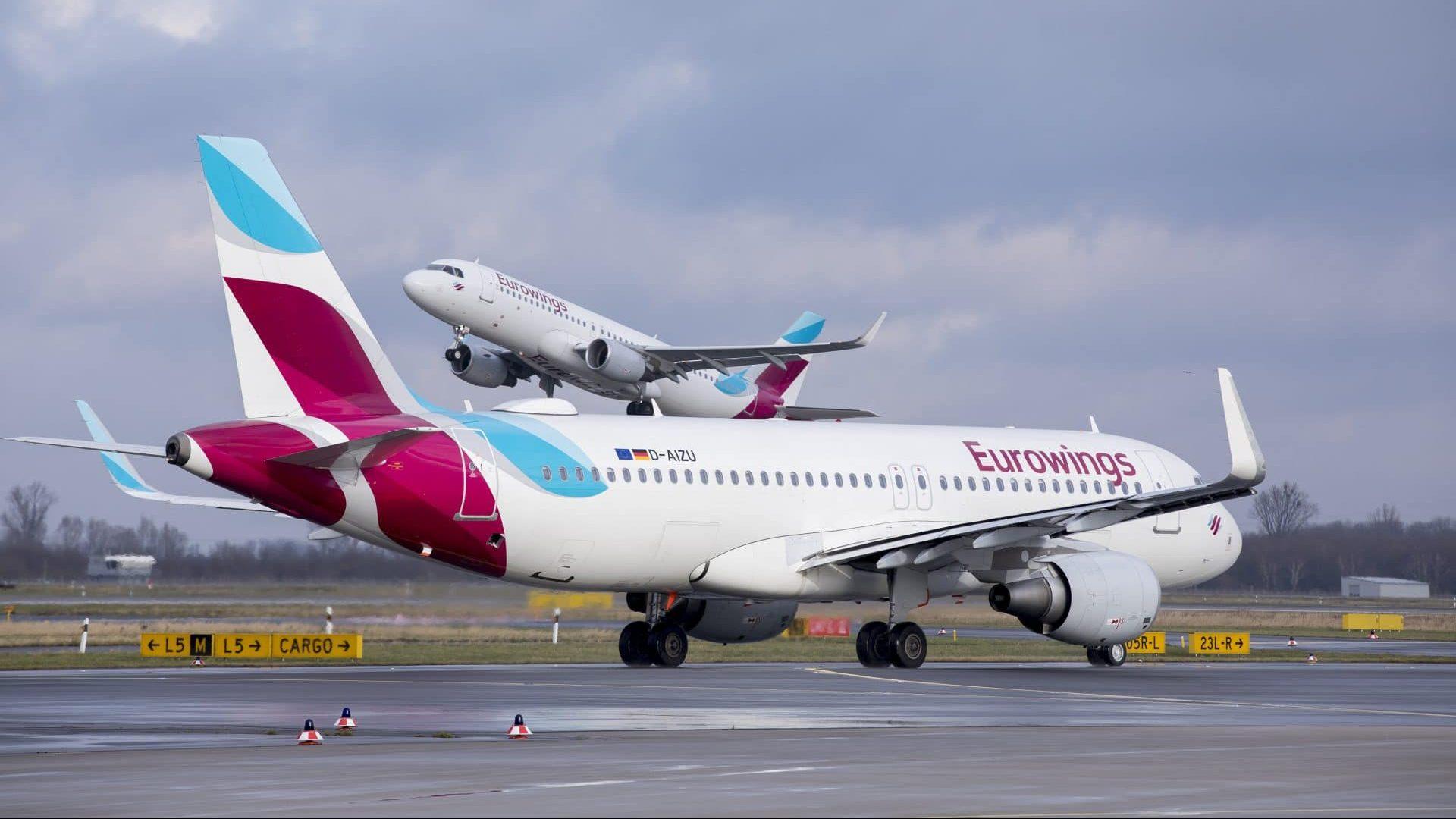 Eurowings Flugplan