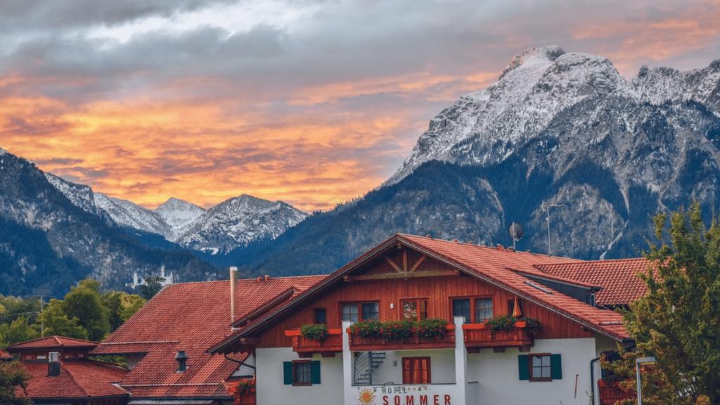 Hotel Füssen Deustchland 2