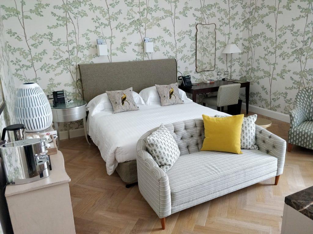 Hotel Savoy Florenz Zimmer