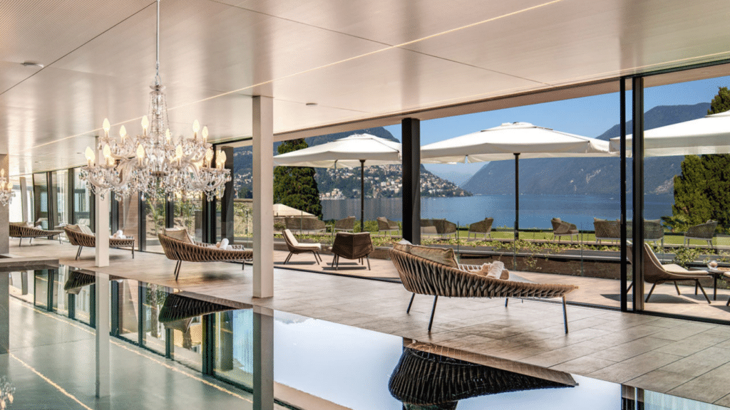 Hotel Splendide Royal Lugano