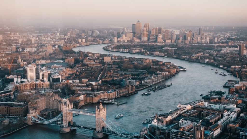 London GB