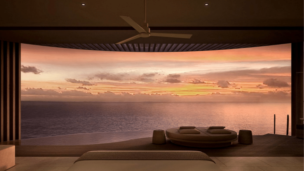 Ritz Carlton Maldives 1